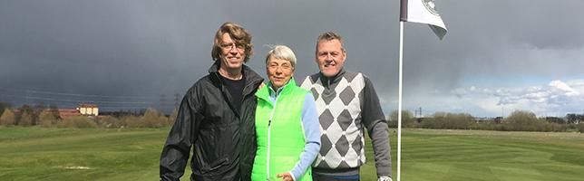Golf Till Helgen – GTH – på Malmö Burlöv GK 23 april