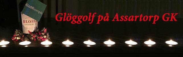 Glöggolf söndag 13 november på Assartorps GK