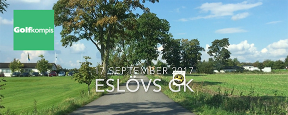 Film från Eslövs GK 17 sep 2017